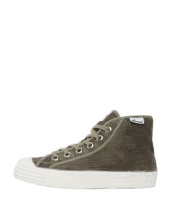 Novesta | 20mm Corduroy High Top Sneakers