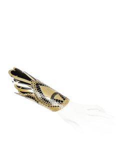 NUIT N.12 | Croco Claws Cuff