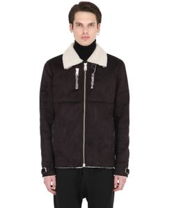 Numero 00 | Faux Shearling Jacket