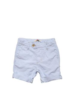 NUPKEET | Oxford Cotton Chino Shorts