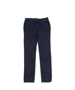 NUPKEET | Stretch Cotton Gabardine Chino Pants