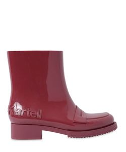 N°21 LOVES KARTELL | 30mm Rubber Boots