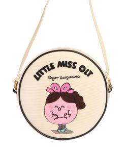 Olympia Le-Tan | Little Miss Olt Embroidered Dizzie Bag