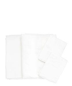 ONCE MILANO | Handmade Linen Duvet Cover Set