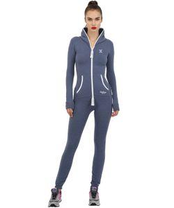 Onepiece | Slim Stretch Cotton Jumpsuit