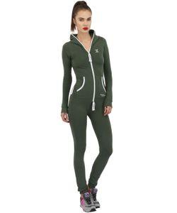Onepiece | Slim Fit Stretch Cotton Jumpsuit