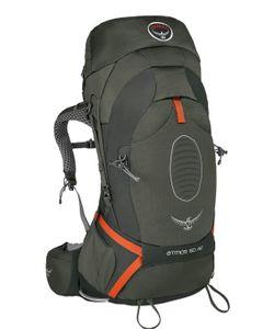 OSPREY | Atmos Ag 50l Backpacking Back