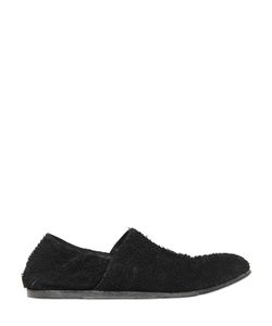 Oxs | Reptile Effect Leather Loafers