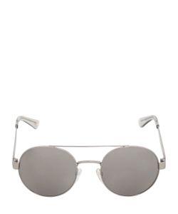 Oxydo | Round Metal Frame Sunglasses