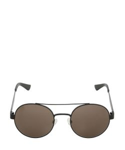 Oxydo | Rounded Metal Sunglasses