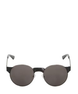 Oxydo | Oversized Round Acetate Sunglasses