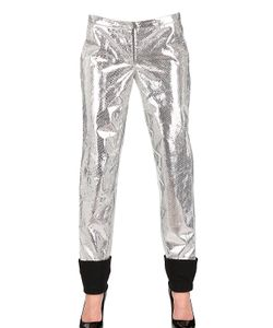 PASKAL | Laminated Leather Trousers