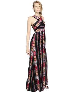 PAT BO | Embellished Organza Dress