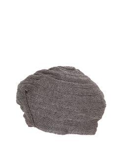PATRIZIA FABRI | Lurex Turban Hat
