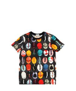 Paul Smith Junior | Hats Printed Cotton Jersey T-Shirt