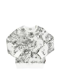Paul Smith Junior | City Printed Cotton Sweatshirt