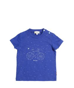 Paul Smith Junior | Glow In The Dark Cotton Jersey T-Shirt