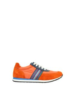 Paul Smith Junior | Nylon Suede Running Sneakers