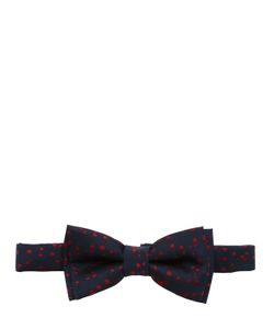 Paul Smith Junior | Jacquard Satin Bow Tie