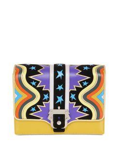 Paula Cademartori | Tatiana Leather Shoulder Bag