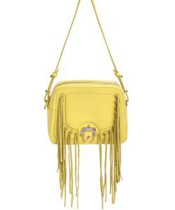 Paula Cademartori | Didi Fringed Leather Shoulder Bag