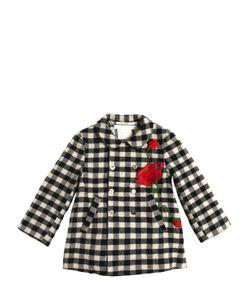 Péro | Reversible Wool Flannel Coat