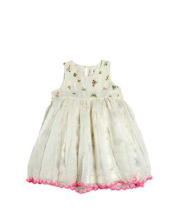 Péro | Handmade Cotton Silk Voile Dress
