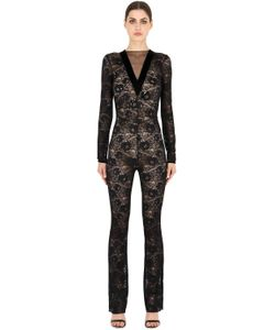 Pierre Mantoux | Sophia Lace Jumpsuit