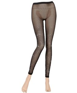 Pierre Mantoux | Anita Swarovski Embellished Leggings