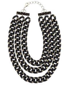 Pluma | 3 Chain Necklace