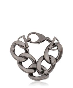 Pluma | Link Gunmetal Bracelet