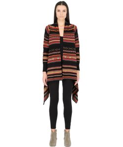 Polo Ralph Lauren | Striped Wool Blend Cardigan