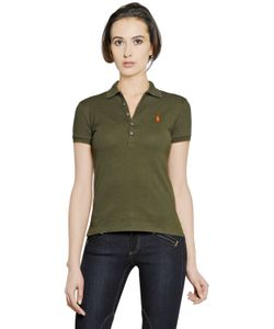 Polo Ralph Lauren | Fitted Stretch Cotton Polo