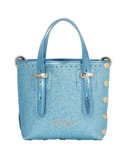 POP BAG BY J&C | Mini Glittered Tote Bag