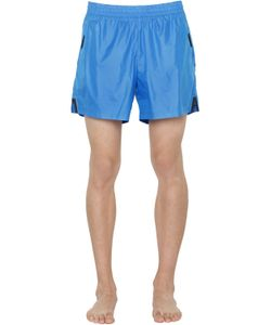 PORSCHE DESIGN SPORT | Quick-Dry Ripstop Swimming Shorts