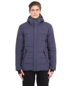 PORSCHE DESIGN SPORT | Nylon Down Ski Jacket With Recco System