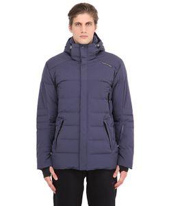 PORSCHE DESIGN SPORT | Nylon Down Ski Jacket With Recco System