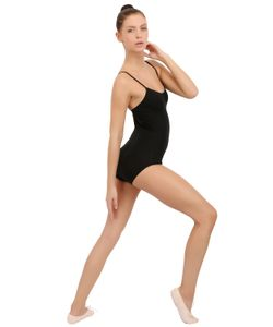 PORSELLI | Lightweight Cotton Leotard
