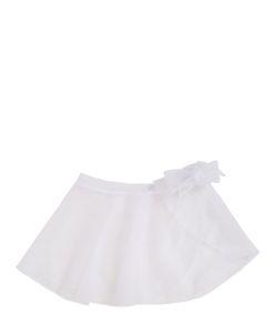 PORSELLI   Silk Charmeuse Skirt