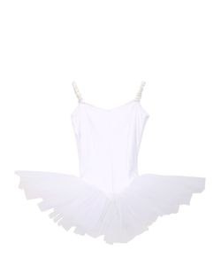 PORSELLI | Leotard With Classic Pancake Tutu