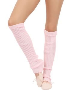PORSELLI | Ribbed Wool Leg Warmers