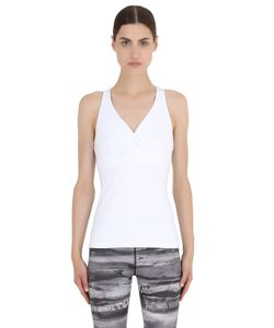 PRANA | Microfiber Tank Top With Perforated Back