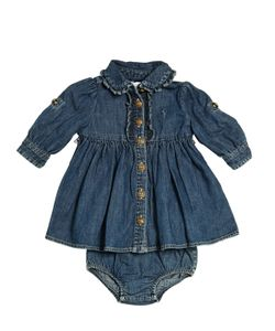 RALPH LAUREN CHILDRENSWEAR | Dress Diaper Cover