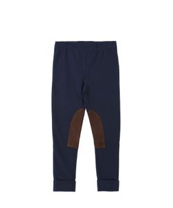 RALPH LAUREN CHILDRENSWEAR | Cotton Jersey Leggings