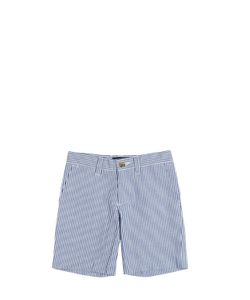 RALPH LAUREN CHILDRENSWEAR | Cotton Seersucker Shorts