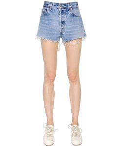 RE DONE | Cut Off Vintage Denim Shorts