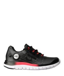 Reebok   Zpump Fusion Nylon Mesh Sneakers