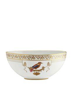 RICHARD GINORI 1735 | Voliere Oval Porcelain Bowl