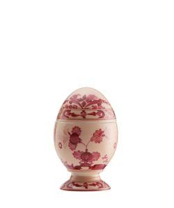 RICHARD GINORI 1735 | 13.5cm Vermiglio Oriente Italiano Egg