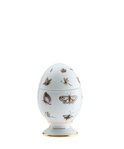 RICHARD GINORI 1735 | 13.5cm Hesperidae Porcelain Egg